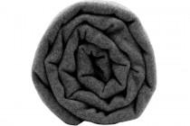 Pashmina gris anthracite, écharpe grise femme homme