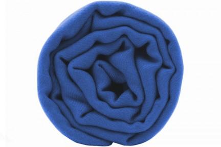 pashmina bleu roi