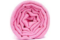 Pashmina écharpe rose poudré femme