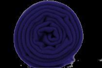 Écharpe bleu marine en laine homme et femme