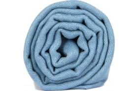 Écharpe bleu pastel très clair
