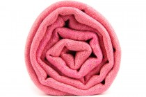 Pashmina rose pale et vieux rose  - Foulard femme