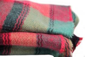 miniature : Écharpe tartan pour femme