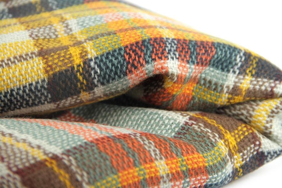 Écharpe oversize en tricot écossaise  Écharpe oversize en tricot écossaise  ... 31d51cef4d4
