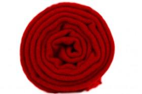 Écharpe en laine rouge