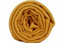 Écharpe jaune moutarde en laine homme et femme