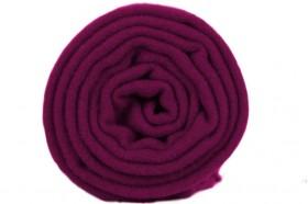 Écharpe en laine violette