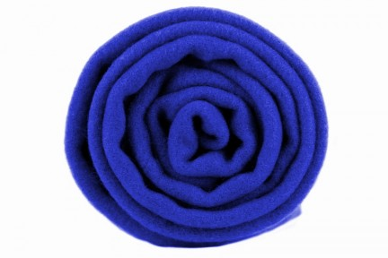Écharpe bleu Electrique
