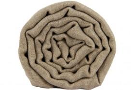 miniature : Echarpe couleur taupe camel
