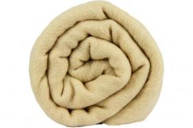 miniature :  Écharpe en cachemire beige