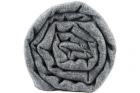 miniature : Echarpe en cachemire grise