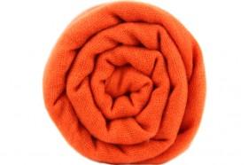 miniature : Écharpe orange cachemire homme et femme
