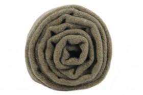 Écharpe vert kaki en laine