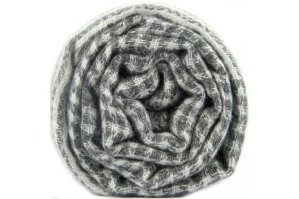 Grosse écharpe en laine cachemire
