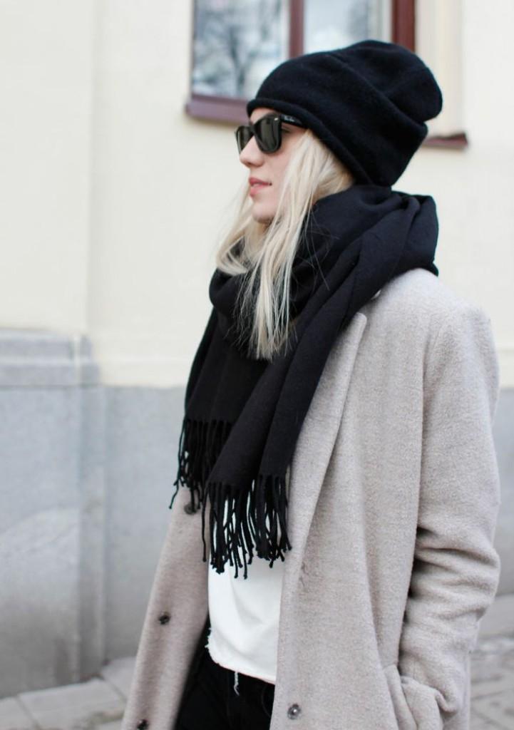 echarpe quelle taille laine