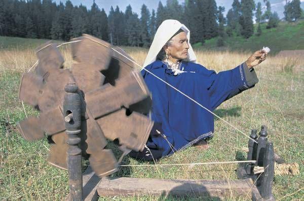fabrication laine cachemire