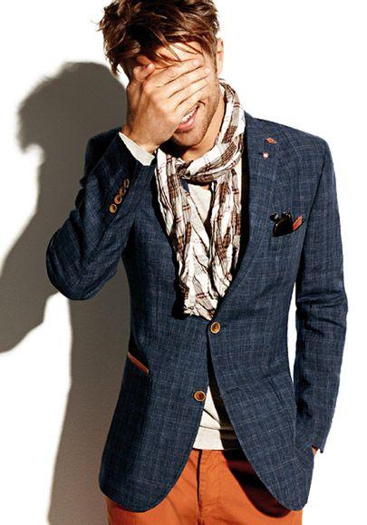 porter echarpe avec veste
