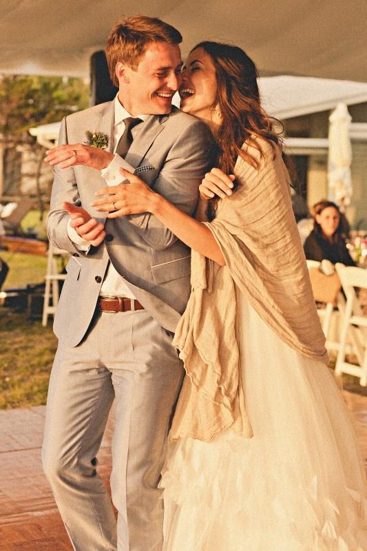 comment porter etole mariage