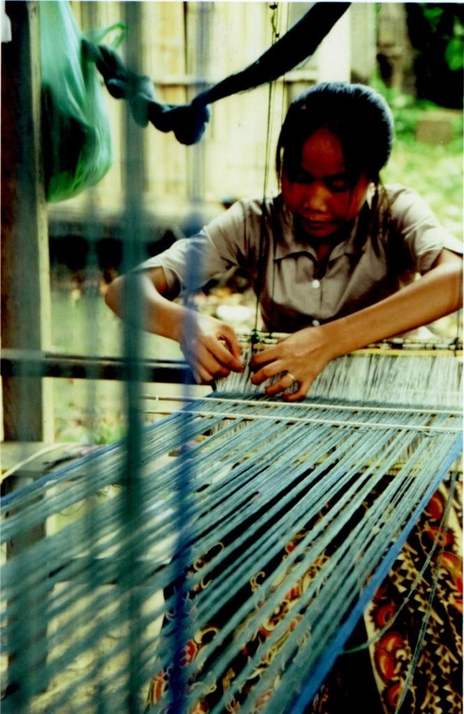 tissage laine textile histoire