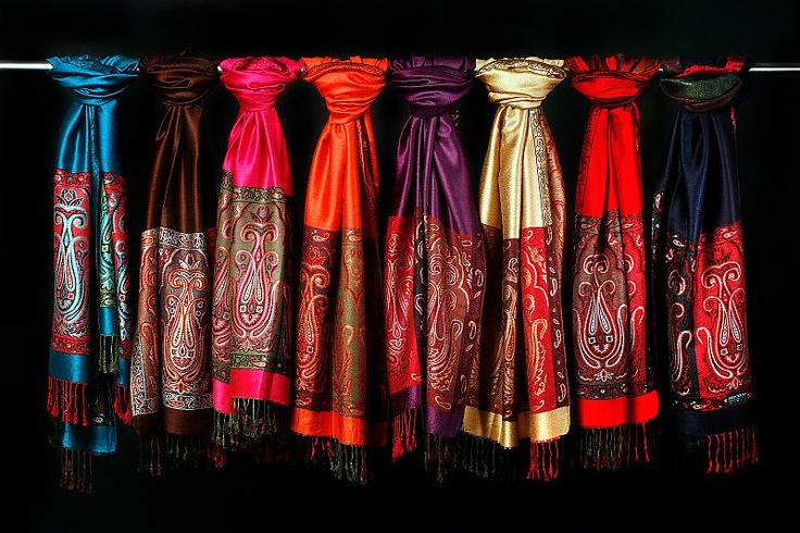 idee rangement foulards