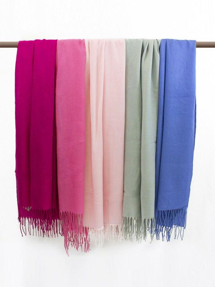 vrai echarpe pashmina laine cachemire veritable
