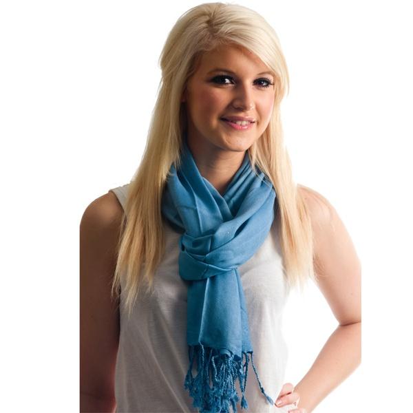 faire beau noeud echarpe