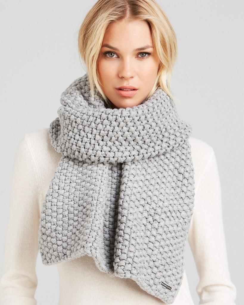 comment porter laine