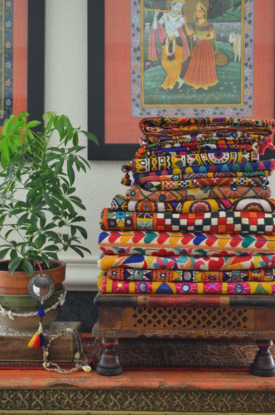 pashmina cachemire stockage conservation