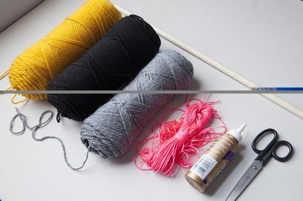 quelle laine tricoter echarpe