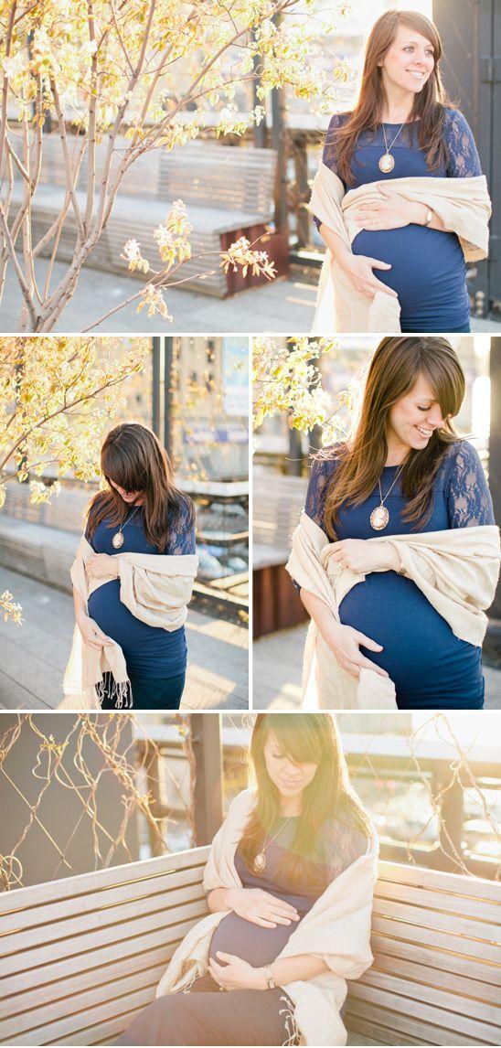chale femme enceinte