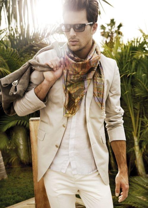 entretenir foulard