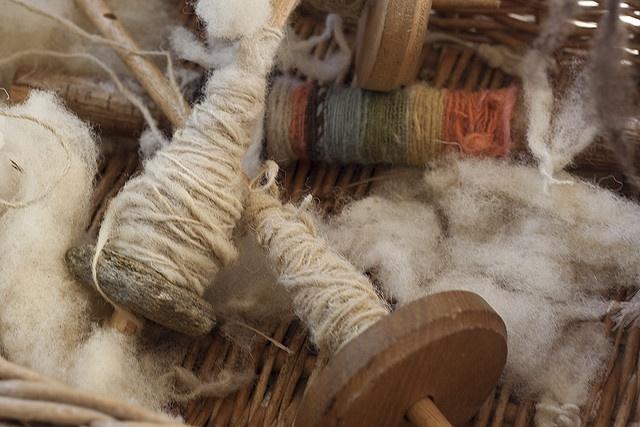 laine qui gratte solution