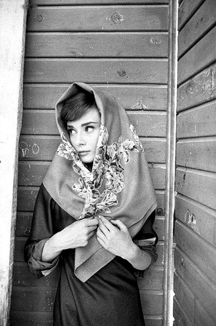foulard mamie grand mere