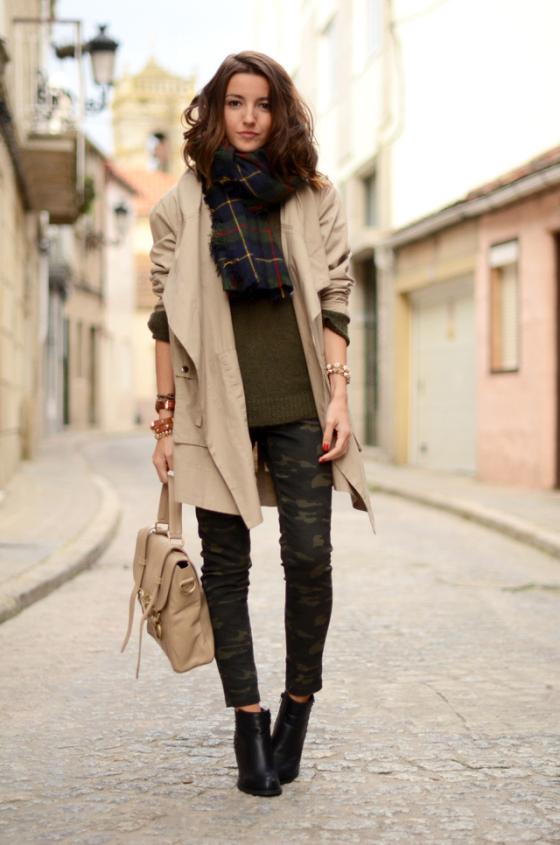 comment porter echarpe avec manteau 0b51bb01eb7