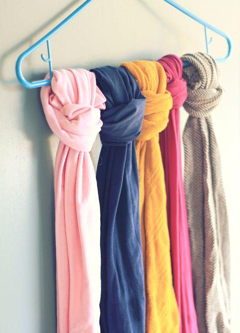 differents textiles