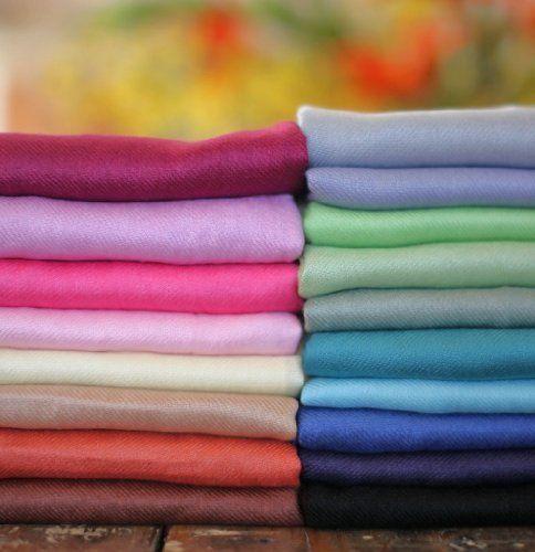 entretien nettoyage lavage pashmina