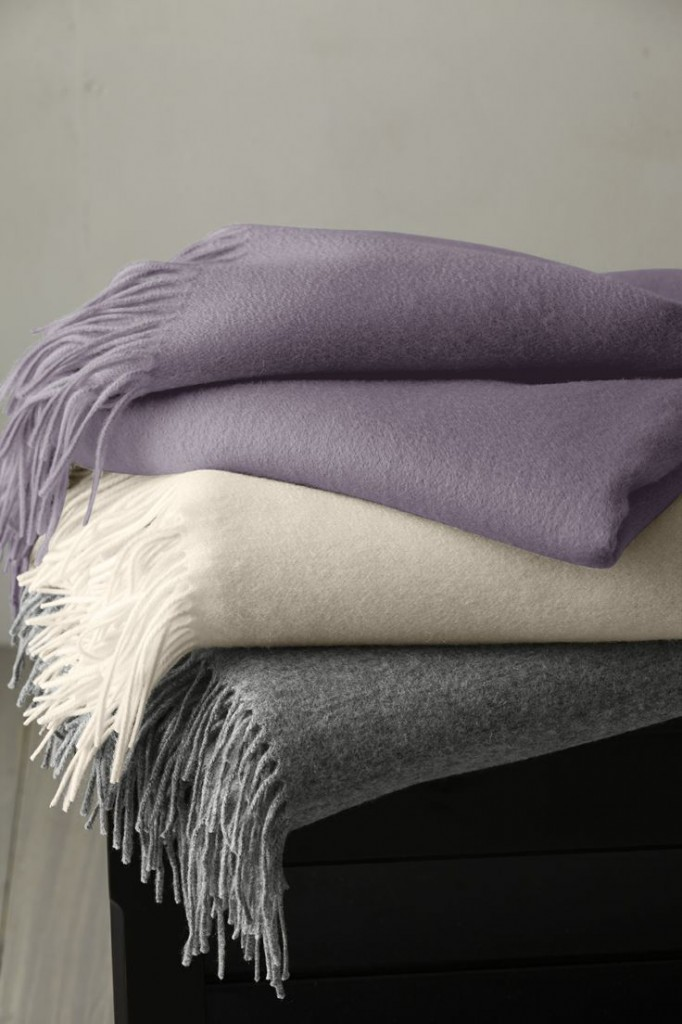tissu laine cachemire