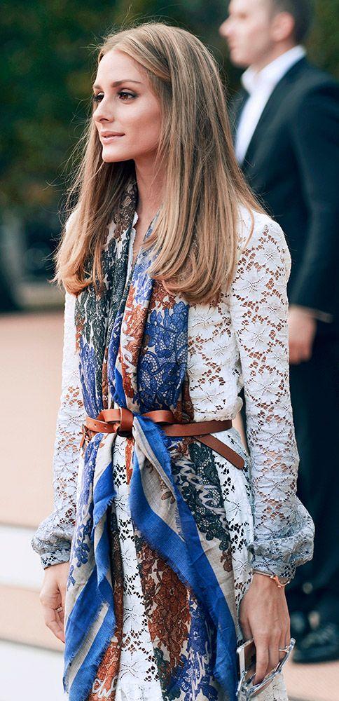 comment s habiller avec foulard