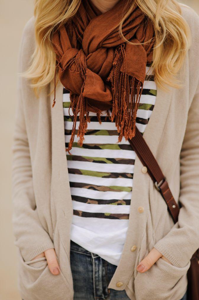 nouer foulard gavroche