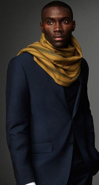 nouer foulard dandy