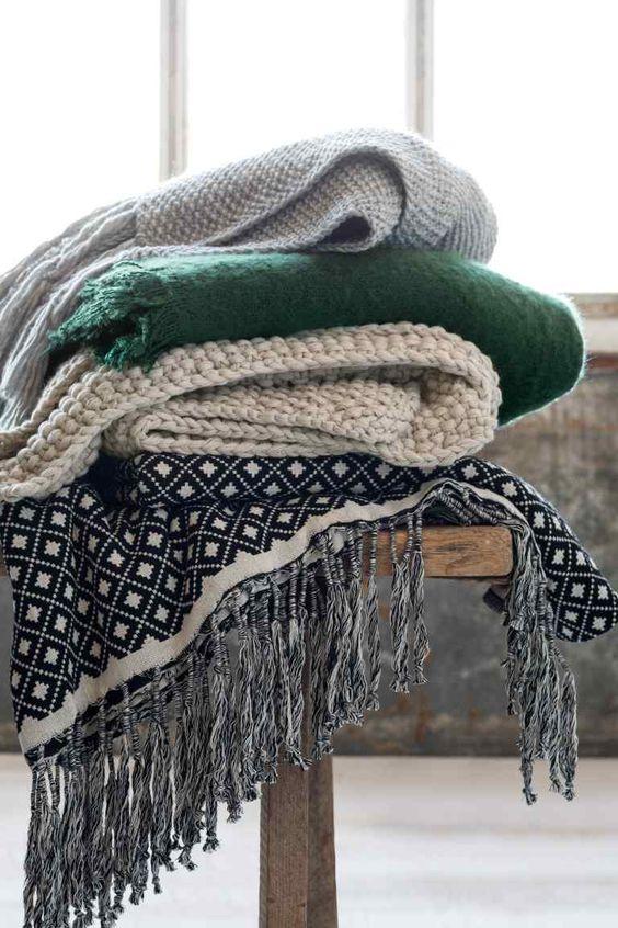 Comment adoucir la laine