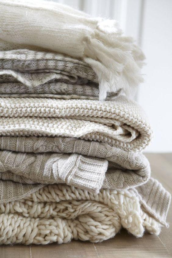 Comment blanchir la laine jaunie
