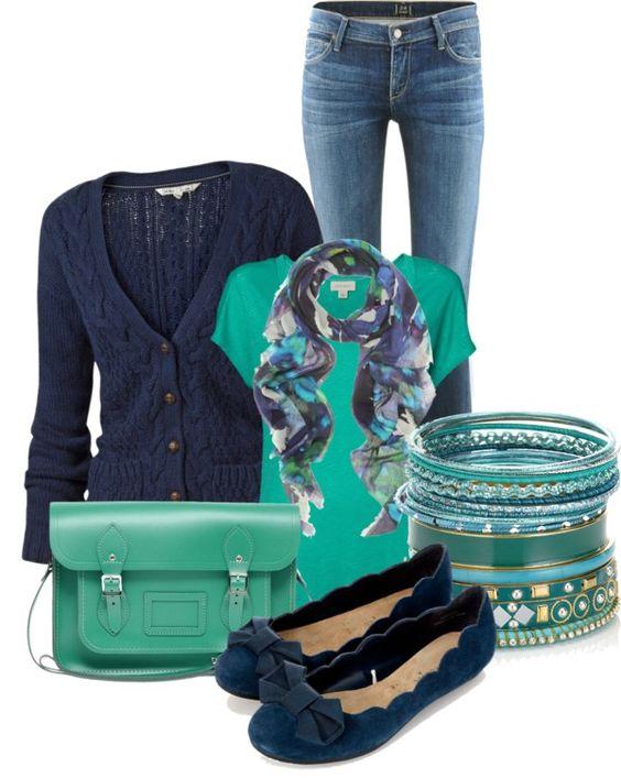 Comment porter, assortir et associer les couleurs   698df62a8a9