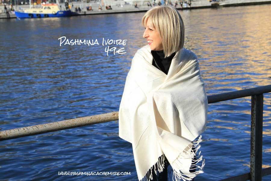 Comment porter et associer la couleur beige ivoire