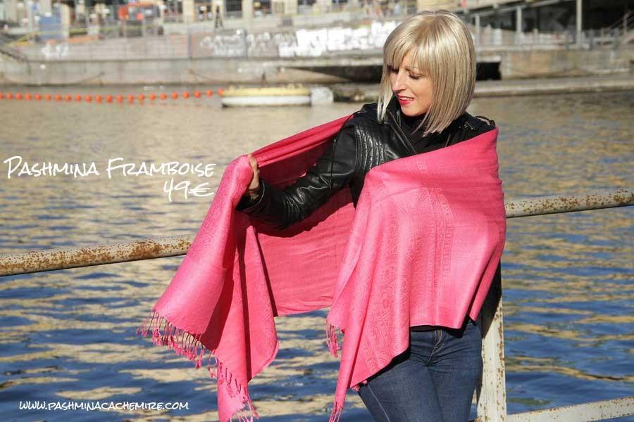 comment porter associer couleur rose