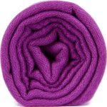 porter associer couleur violet