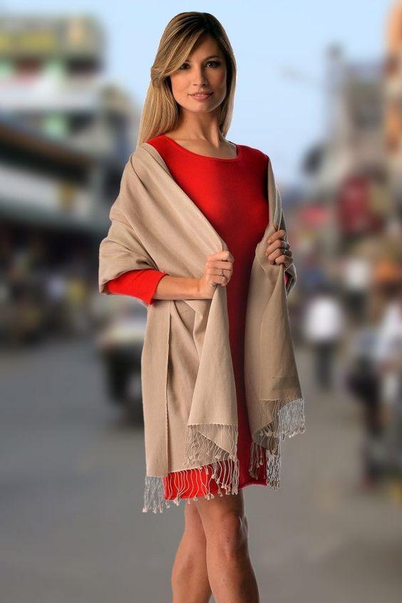 6f47e67f98acde Comment, mettre porter, nouer un foulard ?